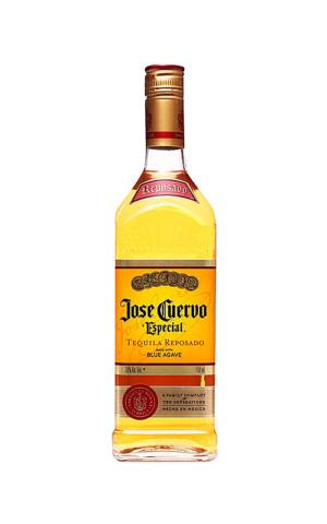 Rượu Tequila Jose Cuervo Reposado (Vàng)