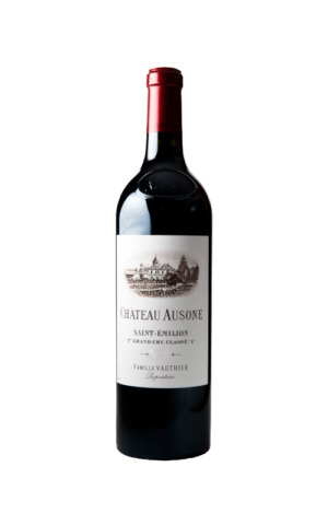 Rượu Vang Cao Cấp Chateau Ausone 2000