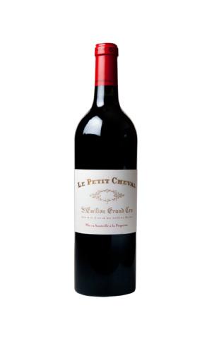 Rượu Vang Cao Cấp Chateau Cheval Blanc 'Le Petit Cheval' 2005