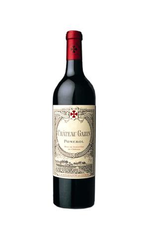 Rượu Vang Cao Cấp Chateau Gazin 2010