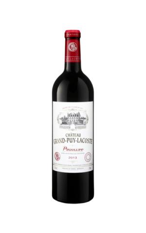 Rượu Vang Cao Cấp Chateau Gran Puy Lacoste 2013
