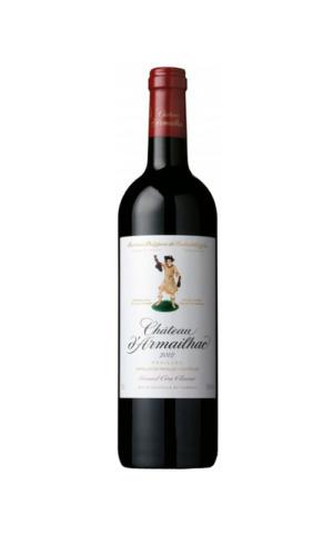 Rượu Vang Cao Cấp Chateau d'Armailhac 2012