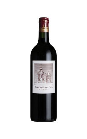 Rượu Vang Chateau Cos d'Estournel 'Les Pagodes de Cos' 2014