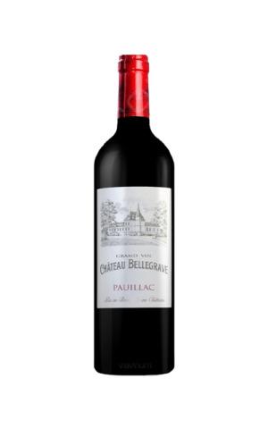 Rượu Vang Chính Hãng Chateau Bellegrave 2015