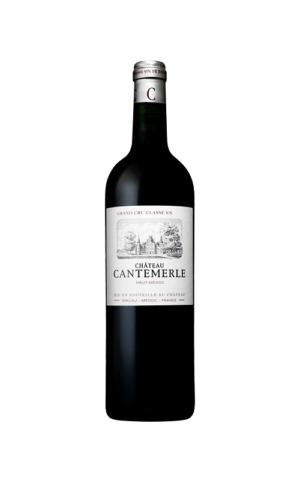 Rượu Vang Chính Hãng Chateau Cantemerle 2009
