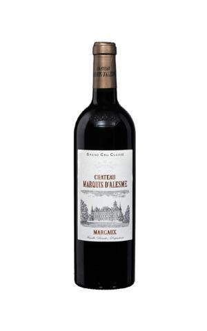 Rượu Vang Chính Hãng Chateau Marquis d'Alesme 2015