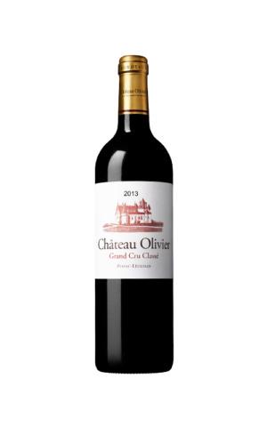 Rượu Vang Chính Hãng Chateau Olivier 2013