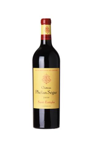 Rượu Vang Chính Hãng Chateau Phelan Segur 2010