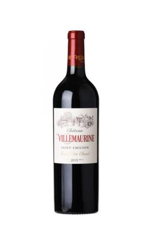 Rượu Vang Chính Hãng Chateau Villemaurine 2015