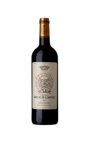 Rượu Vang Đỏ Chateau Gruaud Larose 2015