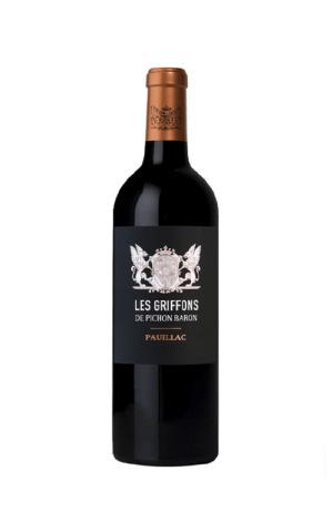 Rượu Vang Đỏ Chateau Pichon Longueville 'Les Griffons de Pichon Baron' 2013