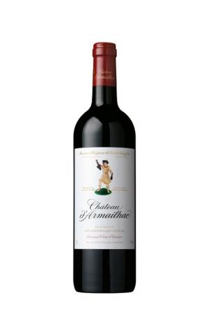 Rượu Vang Đỏ Chateau d'Armailhac 2010