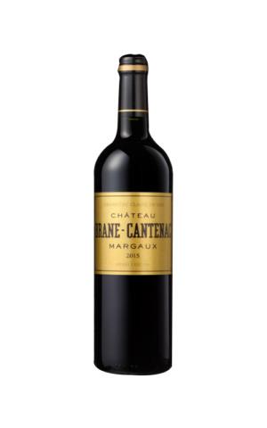 Rượu Vang Grand Cru Chateau Brane Cantenac 2015