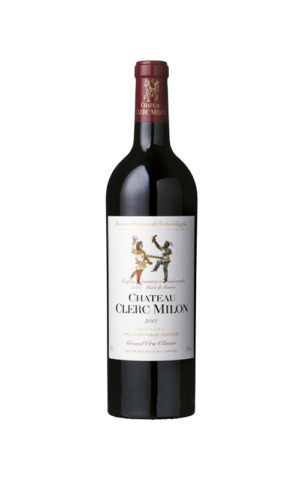 Rượu Vang Grand Cru Chateau Clerc Milon 2012