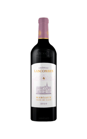 Rượu Vang Grand Cru Chateau Lascombes 2010