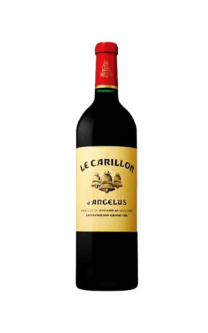 Rượu Vang Grand Cru Le Carillon de Angelus 2015