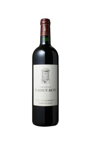 Rượu Vang Ngon Chateau Cadet-Bon 2015