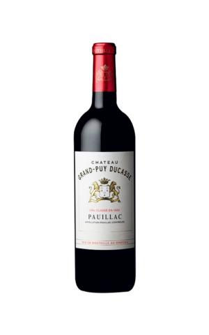 Rượu Vang Ngon Chateau Grand-Puy Ducasse 2015