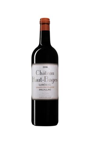 Rượu Vang Ngon Chateau Haut Bages Liberal 2016