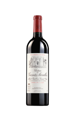 Rượu Vang Ngon Chateau Les Grandes Murailles 2010