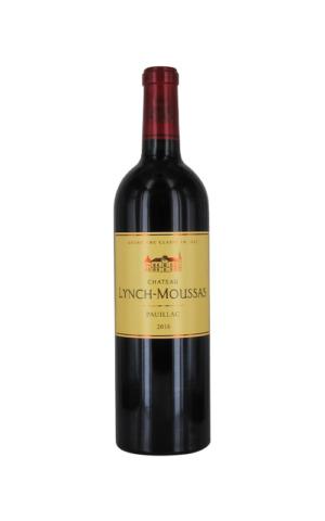 Rượu Vang Ngon Chateau Lynch Moussas 2016