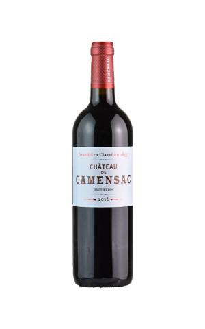 Rượu Vang Ngon Chateau de Camensac 2016