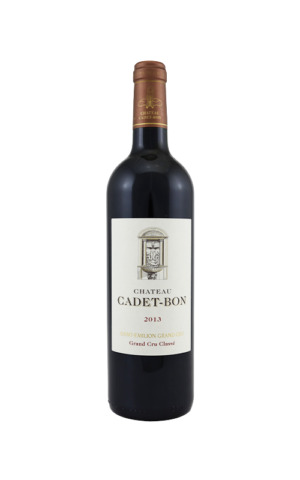 Rượu Vang Nhập Khẩu Chateau Cadet-Bon 2013