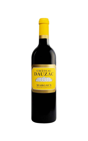 Rượu Vang Nhập Khẩu Chateau Dauzac 2015
