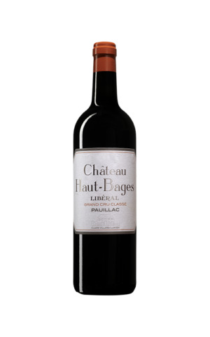 Rượu Vang Nhập Khẩu Chateau Haut Bages Liberal 2015