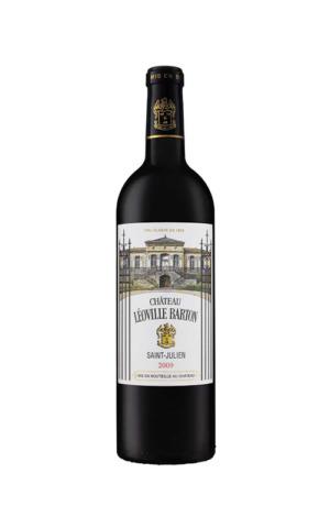 Rượu Vang Nhập Khẩu Chateau Leoville Barton 2009