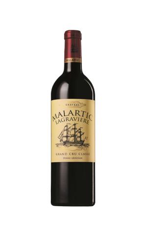 Rượu Vang Nhập Khẩu Chateau Malartic Lagraviere 2016