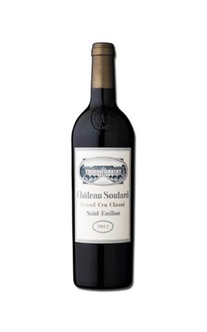 Rượu Vang Nhập Khẩu Chateau Soutard 2012
