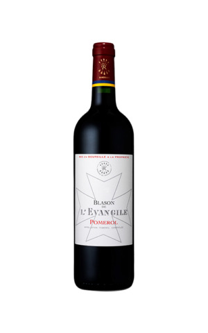 Rượu Vang Pháp Blason de l'Evangile 2015