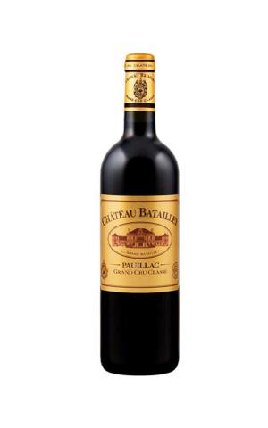 Rượu Vang Pháp Chateau Batailley 2012