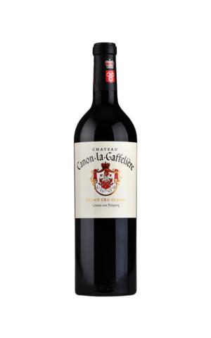 Rượu Vang Pháp Chateau Canon la Gaffeliere 2009