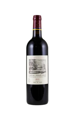 Rượu Vang Pháp Chateau Duhart Milon 2010