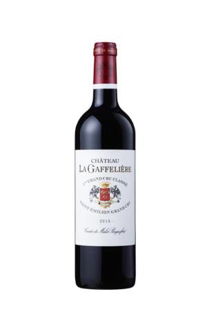 Rượu Vang Pháp Chateau La Gaffeliere 2015
