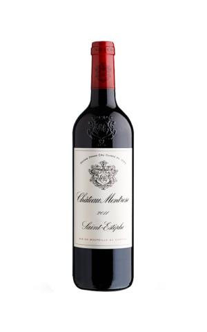 Rượu Vang Pháp Chateau Montrose 2011