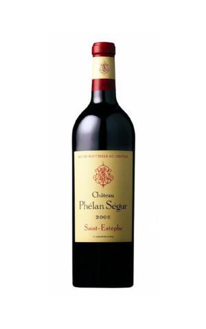 Rượu Vang Pháp Chateau Phelan Segur 2009