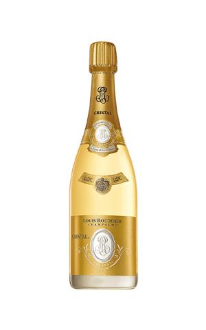 Rượu Vang Sủi Tăm Louis Roederer Cristal Millesime Brut 2009