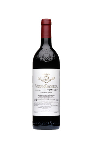 Rượu Vang Tây Ban Nha Vega Sicilia Unico Gran Reserva 2005