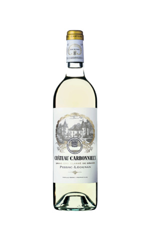 Rượu Vang Trắng Chateau Carbonnieux Blanc 2016