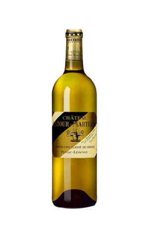 Rượu Vang Trắng Chateau Latour Martillac Blanc 2012