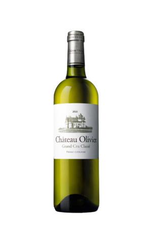 Rượu Vang Trắng Chateau Olivier Blanc 2016