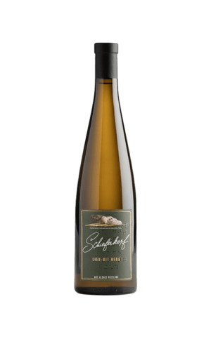 Rượu Vang Trắng Schieferkopf Riesling Lieu dit Berg 2012