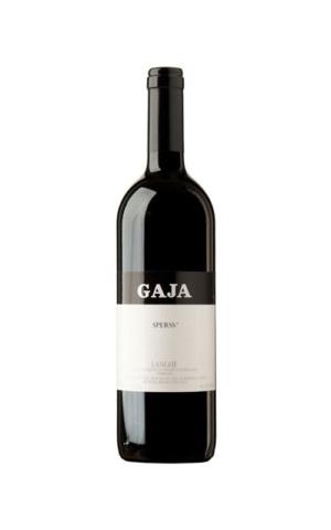 Rượu Vang Ý Gaja Sperss Langhe Barolo 2006