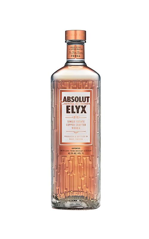 Rượu Vodka Absolut Elyx 3000ml