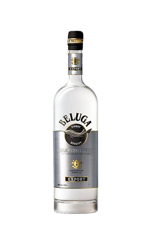 Rượu Vodka Beluga Noble 1000ml