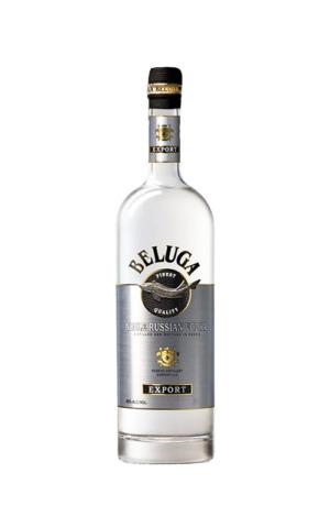Rượu Vodka Beluga Noble 1500ml