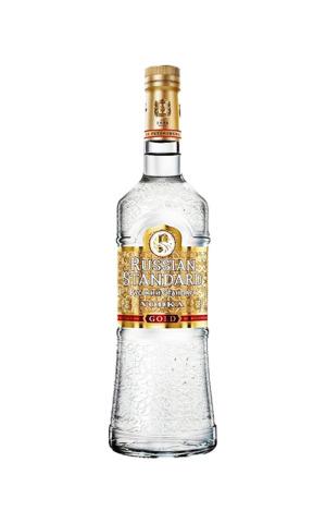 Rượu Vodka Russian Standard Gold 1000ml